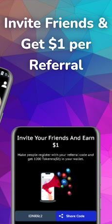 ToKenn - Cash Rewards App Play Quiz Make Moneyのおすすめ画像2