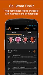 Cogi – Notes & Voice Recorder