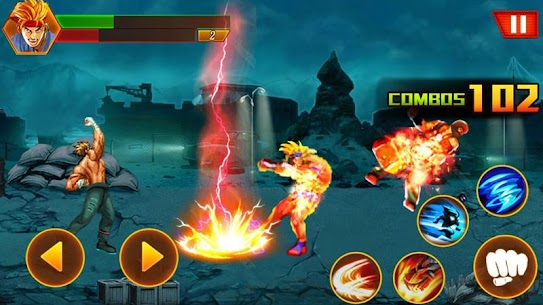Street Boxing kung fu fighter Online Hack Android & iOS 4