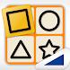 図形推理(あそんでまなぶ!シリーズ) - Androidアプリ