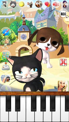 Talking Cat and Dog Kids Games  screenshots 3