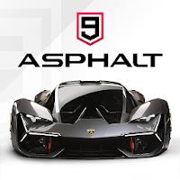 لعبة سباق السيارات ASPHALT 9