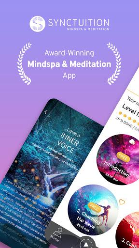 Synctuition - MindSpa, Meditation, Sleep & Calm apktram screenshots 1