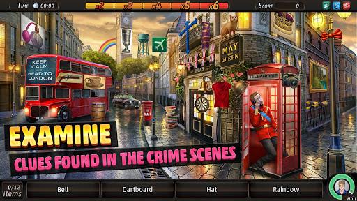 Criminal Case: Save the World! 2.36 screenshots 12