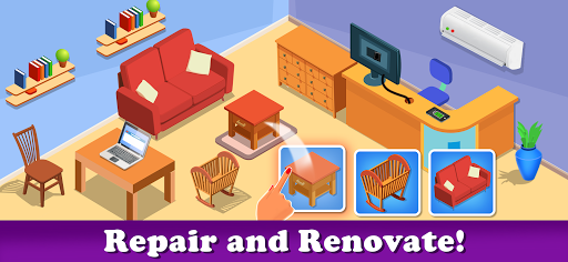 Fix It Boys - Home Makeover, Renovate & Repair 1.2.9 screenshots 1