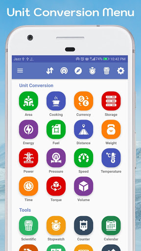 Unit Converter - All in One Unit Conversion Tool apktram screenshots 1