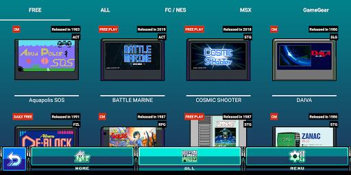 PicoPico - 8bit Retro Games  screenshots 1