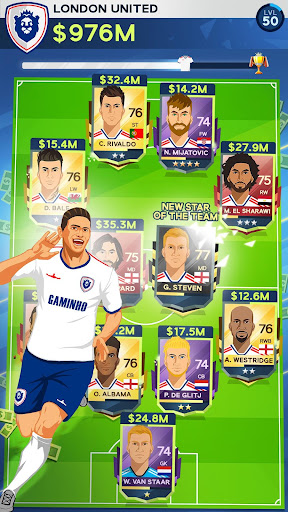 Idle Eleven - Be a millionaire soccer tycoon screenshots 5