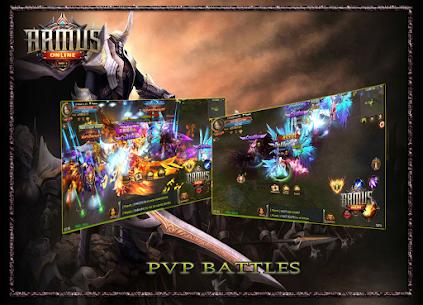 Armus Online – MMORPG 3
