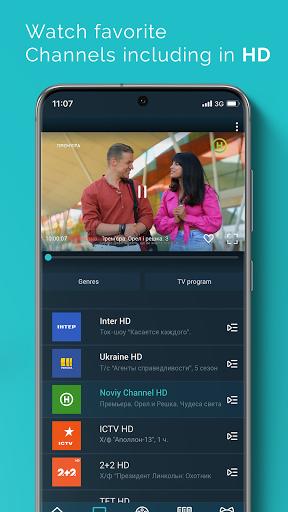 SWEET.TV. 260+ TV channels and TOP movies apktram screenshots 5