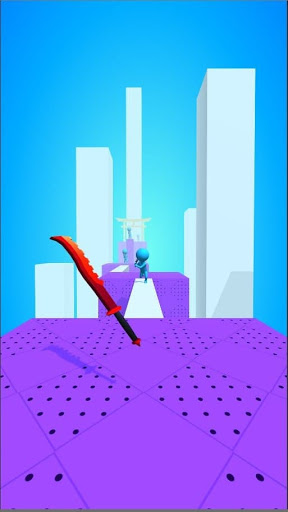 Sword Play! Ninja Slice Runner 3D 2.7 pic 2