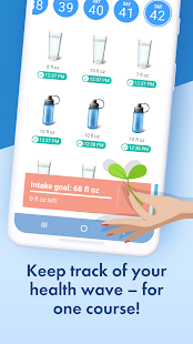 Water tracker PRO. Drink water reminder. Hydration