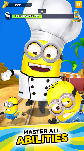 Minion Rush: Despicable Me Official Game 7.6.0g Screenshots 6
