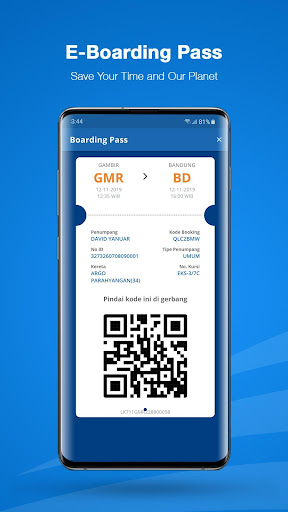 KAI Access: Train Booking, Reschedule, Cancelation 4.4.1 Screenshots 4