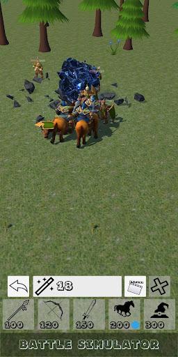 Battle Simulator 4.5 screenshots 3