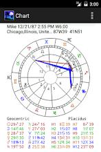 Tropical Skies Astrology screenshot thumbnail