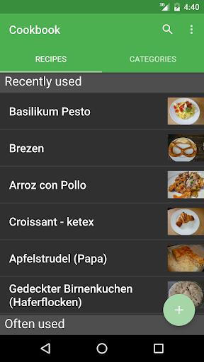 Cookbook  Screenshots 4