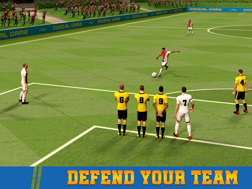 Soccer League Season 2021: Mayhem Football Games  screenshots 7