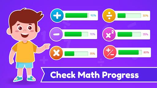 Math Games, Learn Plus, Minus, Multiply & Division 9.0.0 screenshots 8