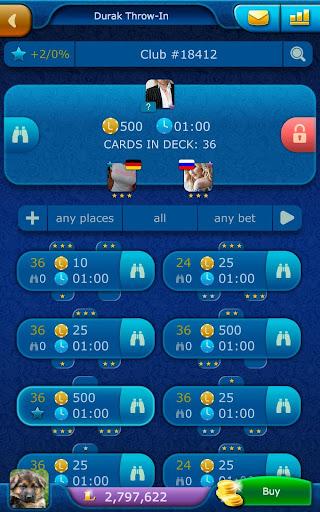 Durak LiveGames - free online card game  screenshots 17