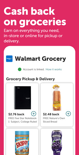 Ibotta: Cash Back Savings, Rewards & Coupons App apktram screenshots 3
