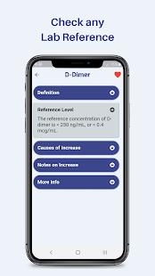 Medinfo: Medical information for doctors only screenshots 7