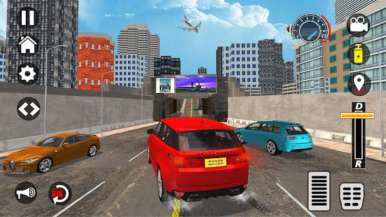Rover Sport Super Car: Speed Drifter  Screenshots 10