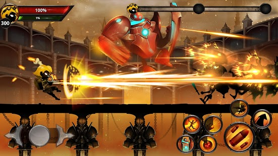 Stickman Legends: Premium Offline War Kampf Spiele Screenshot