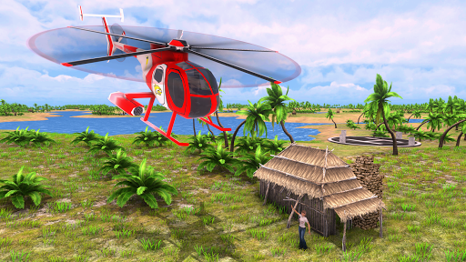 Helicopter Rescue Flying Simulator 3D 1.1 screenshots 1