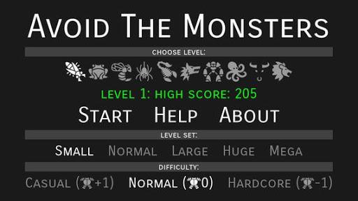 avoid the monsters screenshot 2