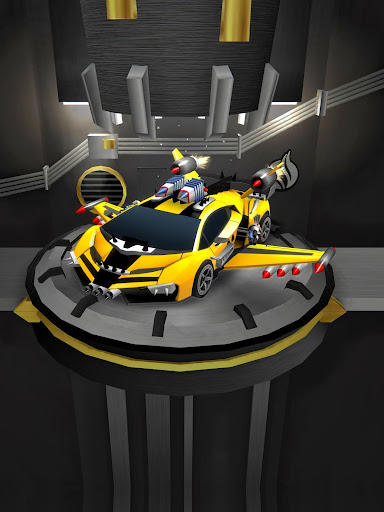 Chaos Road: Combat Racing  screenshots 11