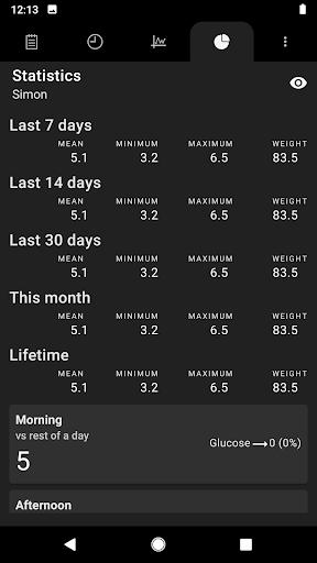 Diabetes 4.4 Screenshots 5