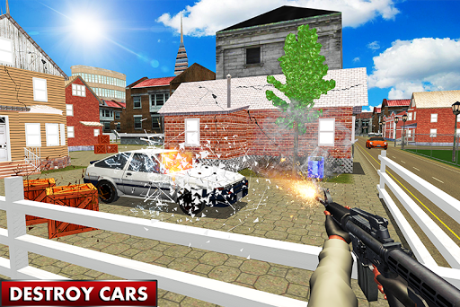 Destroy City Interior Smasher  screenshots 1