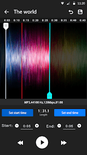 Music Player & Audio Player - 10 Bands Equalizer