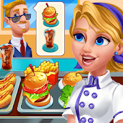 Cooking World Girls Games Fever & Restaurant Craze
