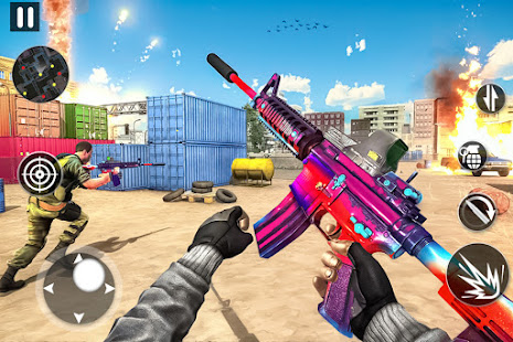 FPS Counter Attack 2019 u2013 Terrorist Shooting games screenshots 15