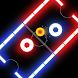 エアホッケーグローHD - Androidアプリ