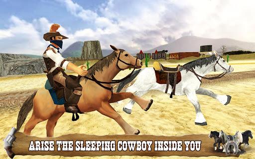 Cowboy Horse Riding Simulation screenshots 13