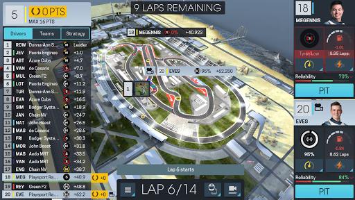 Motorsport Manager Online 2020.6.0 screenshots 5