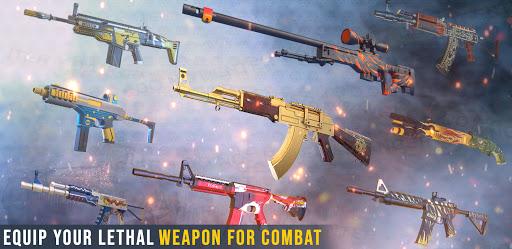 Commando Shooting Games 2021: Real FPS Free Games  screenshots 7