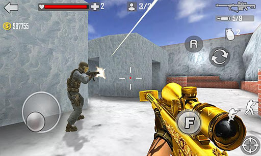 Shoot Strike War Fire  screenshots 10
