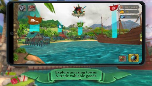 Code Triche Elly and the Ruby Atlas - Jeux de pirates gratuits (Astuce) APK MOD screenshots 2