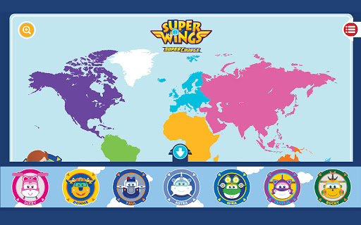 Super Wings - It's Fly Time modavailable screenshots 17