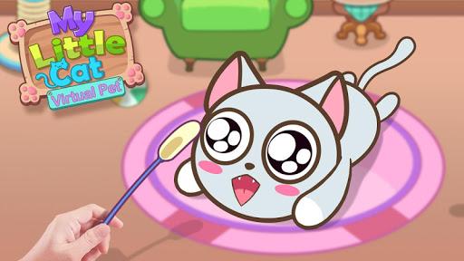 ud83dudc08ud83dudec1My Little Cat - Virtual Pet  screenshots 18