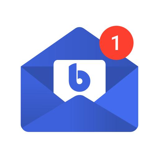 Blue Mail - Email Courriel & Agenda