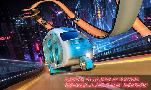 Extreme Stunts Car Chase Ramp GT Racing Car Games screenshots 8