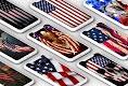screenshot of American Flag Wallpaper 🇺🇸