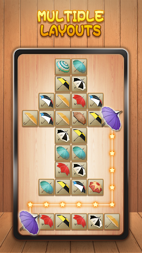 Tile Connect - Free Tile Puzzle & Match Brain Game 1.5.0 screenshots 7