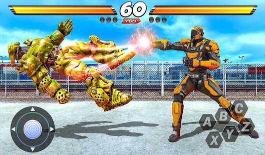 Grand Robot Ring Battle: Robot Fighting Games 5.0.2 Screenshots 9