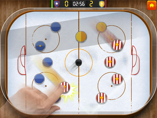 Ice Hockey League FREE  screenshots 11